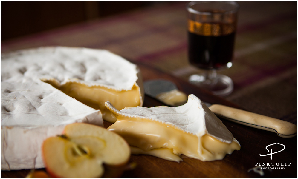 Cows & Co Calendar - Ripe Brie - yum!
