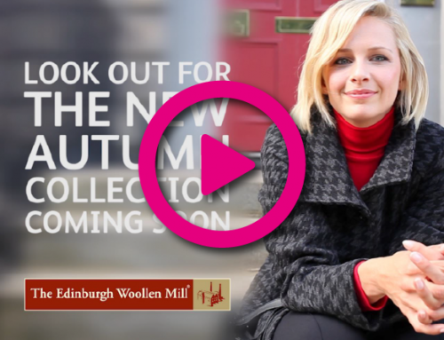 Edinburgh Woollen Mill Autumn Ad